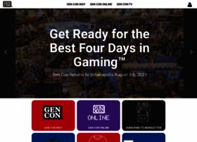 gencon.com
